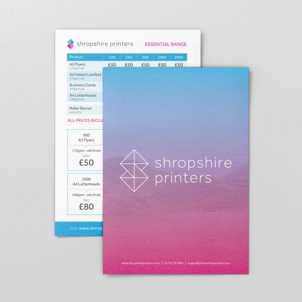 Shropshire Printers